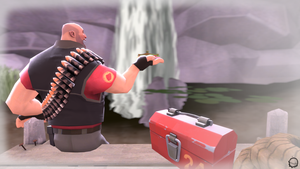 Sandvich | TF2 Wallpaper? by iSlimed