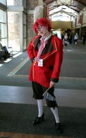 Colonial Grell Sutcliff by Starlightpharah