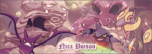 Nica Poison. by Leaf-Vane