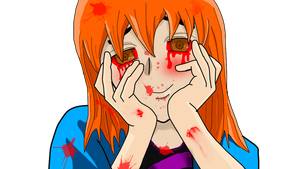 RinShi Yandere Face by MGZE