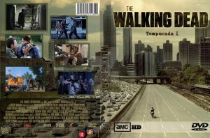 The Walkind Dead: First Season by vdk84