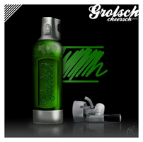 Grolsch Cheersch by Mawk-G