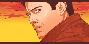 Dean Winchester by Pulvis