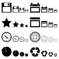 Kara Collection Icons by abdussadik