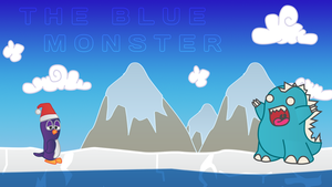 The Blue Monster by cbr7cbr7