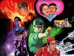 Running man by Ky2