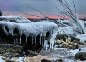 Great Lakes Ice by Aeon-Phoenix