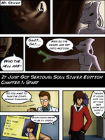 IJGS: Soul Silver Edition - Chapter 1 Page 1 by BlazeDGO