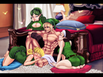 Commission: Kokiri Harem by R-Legend