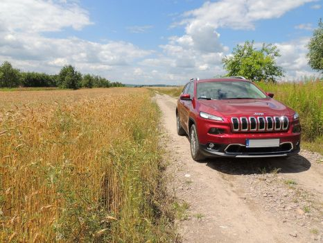 Jeep Cherokee by FrogsterPL