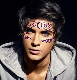house of night erik and zoey relationship
