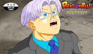 Minisode 2 Preview - Trunks sees Hei Shenron by MalikStudios
