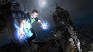 inFAMOUS 2 Screenshot by Requium-for-Kira