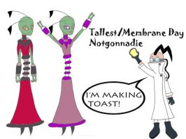 TallestMembraneDay Notgonnadie by YingYang-girl