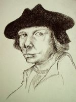 Selves of the others - Lucas van Leyden by in2ni
