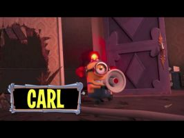 Carl the Minion by Dulcechica19
