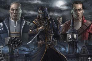 Dishonored by janniklind