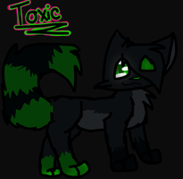 Toxic by HalloweenBerry