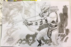Toronto 2012 con sketch 1 by YanickPaquette