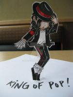 MJ Tribute :paper child: by Yuffie1972