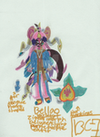 Bella Variety Gumball Oc by BeautyChao7