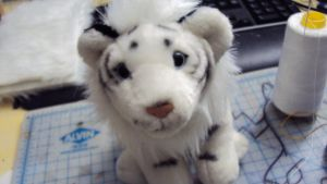 KHR Baby Liger by xfoxtails