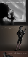 I Will Wait For You... by NEOmi-triX