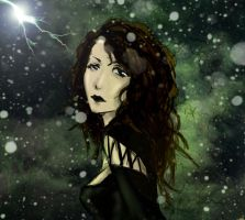 Bellatrix Lestrange by inicka