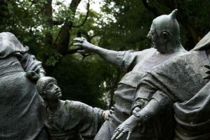 statues by javier-acosta