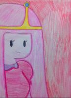 Princess Bubblegum by shayminlover492