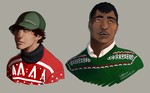 Ugly Christmas Sweaters by Harseik