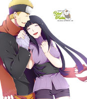 Render: NaruHina the Last by YaelRukia