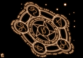 Arcane Banishment Seal by ArchonofFate