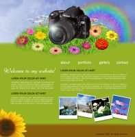 Nikon Photo Portfolio by thelfie