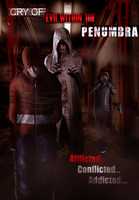 Hoods Crossover - Cry of Evil within the Penumbra by SovietMentality