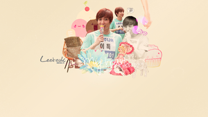 Leeteuk by knockingoout