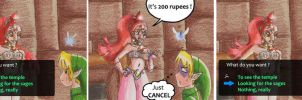OOT-NOvers. 11 - Nabooru 1 ENG by KrayComics