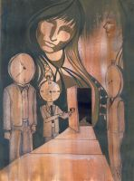 Paradox of time by IPPO-Lita