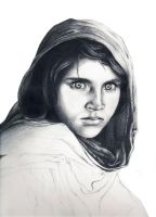 Sharbat Gula WIP 2 by Selladorra