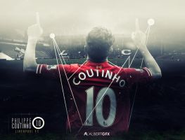Coutinho Philippe by AlbertGFX