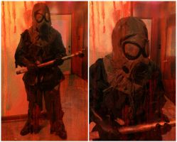 Silent Hill, Order Soldier cosplay by TheDarkAssassin444