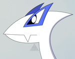 (BDAY GIFT) .:Just Lugia:. by TheYoshiState