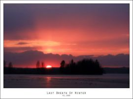 Last Breath Of Winter by Mr808