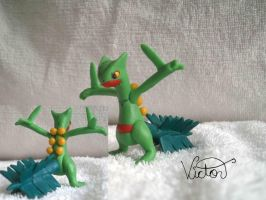 254 Sceptile by VictorCustomizer
