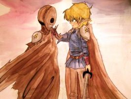 OoC: Of Life and Death by LoZ-Redead-Zombie