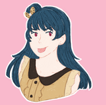 yoshiko by QueenCosimo