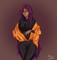 Yoruichi by shortsista