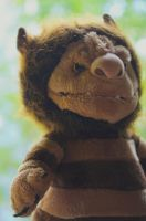 where the wild things are plush by BenKodjak