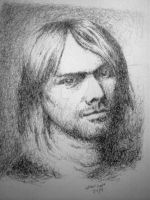 cobain by gilbert86II