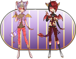Adopts 32-33 .:OPEN:. by Kouhie
